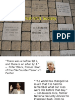Post 9/11 society