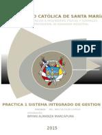 Practica 1 Sistemas Integrados de Gestion i - Bryan Almanza