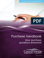 Countrywide Conveyancing - Purchase Handook