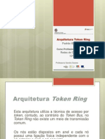 Arquitetura Token Ring