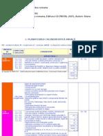 Planificare Si Proiectare_CD PRESS_ CLR 1_2015_2016_Iliana Dumitrescu