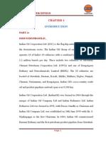 Consumer Perception Towards Indian Oil in Kolar
