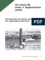 2005 - Fabricacion Casera Herramientas de Huerta (1)