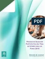 Temas de Interes 2015 - Scouts de Argentina