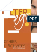Cahier Exercitii Alter Ego A1