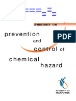 Prevention and Control of Chemical Hazard