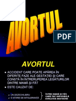 4. AVORTUL