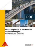Rehabilitation of Concrete Bridges