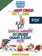 Astérix - HS - Commen Obélix Est Tombé Dans La Marmite Quand Il Était Petit