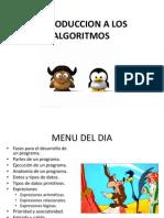 Introduccion a Los Algoritmos