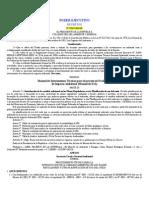 Protocolo Planes Reguladores (IFAs) (MIT III)