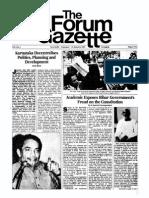 The Forum Gazette Vol. 2 No. 1 January 5-19, 1987