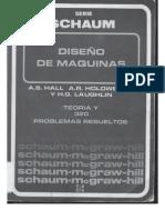 Diseño de Maquinas - Schaum