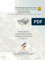 Proposal Teknis Sosialisasi Penataan Ruang