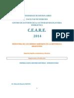 Industria de Los Hidrocarburos en La Republica Argentina