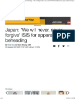 Japan_ 'We Will Never, Never Forgive' ISIS for Apparent Beheading - CNN