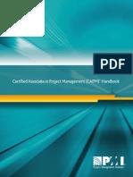 Certified Associate in Project Management (CAPM)® Handbook