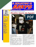 Il Bollettino Di Amys Nr. 23- Settembre 2015
