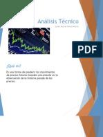 Análisis Técnico Finanzas