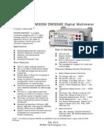 DM3058 DataSheet En