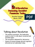 Renewing Socialist Feminism Today
