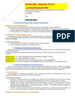 Marketing - Séance TD n°4