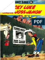 Lucky Luke 11 - Lucky Luke Contre Joss Jamon