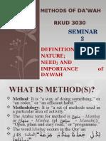 Topic 2_rkud3030_methods of Dagçÿwah II 12 13 (1)