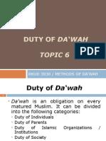 Topics 6_rkud3030_methods of Dagçÿwah i 12 13 (1)