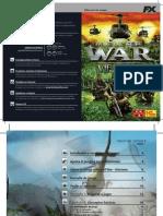 Manual de Juego Men of War