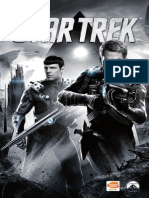 Manual de Juego Star Trek