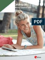 U-blox Products Catalog16