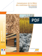 Etude Filiere Des Materiaux Bio-sources en Pays de La Loire