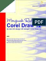Menguak Rahasa Corel Draw 12