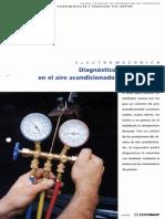 Diagnóstico de Anomalías en El Aire Acondicionado
