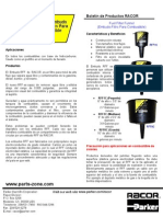 Catalogo Fuel Filter Funnel Espanol