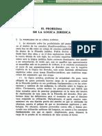 Dialnet-ElProblemaDeLaLogicaJuridica-2060156
