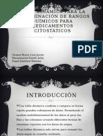 Expo Citostaticos