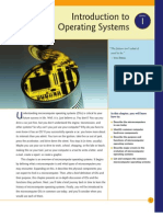 Introduction to Operating System - Chp 1