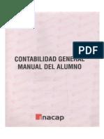 Contabilidad General. Manual Del Alumno