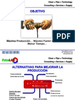 factor de recobro- PETROLAM