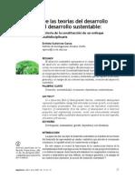 De Las Teorias Del Desarrollo Al Desarrollo Sustentable.desbloqueado