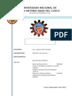 Mecanica de Suelos II Informe Contenido de Humedad 1