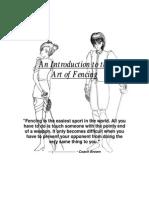 Coach Brown - Fencing Handbook