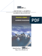Blackwood, Algernon - Descenso a Egipto [PDF]