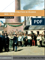 Roger Price - People and Politics in France, 1848-1870 (2004)