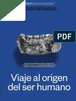 Viaje Al Origen Del Ser Humano 13-09-2015