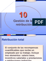 gestion de la retribucion
