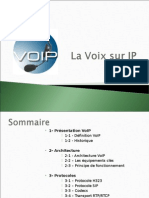 Architecture Voip