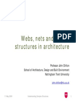 Tensile Structures in Architecture